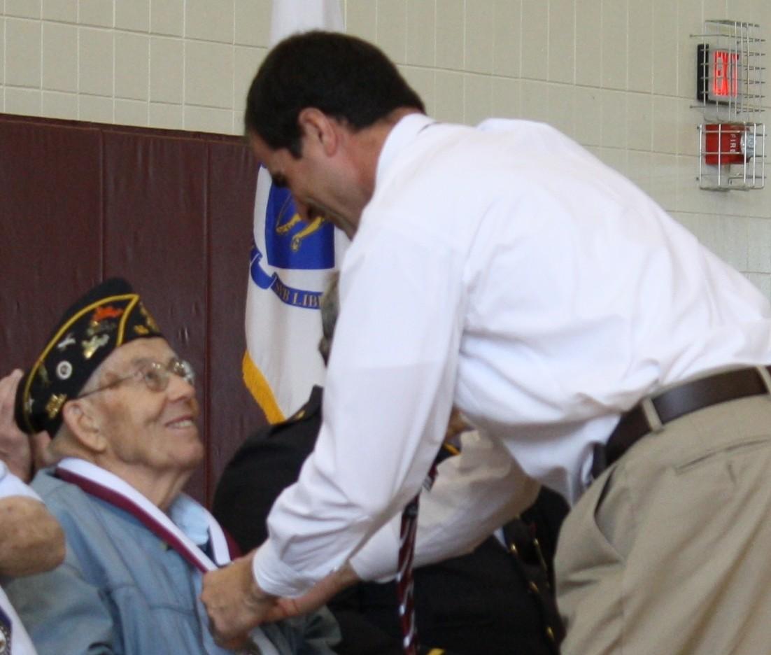 Honoring Local Veterans