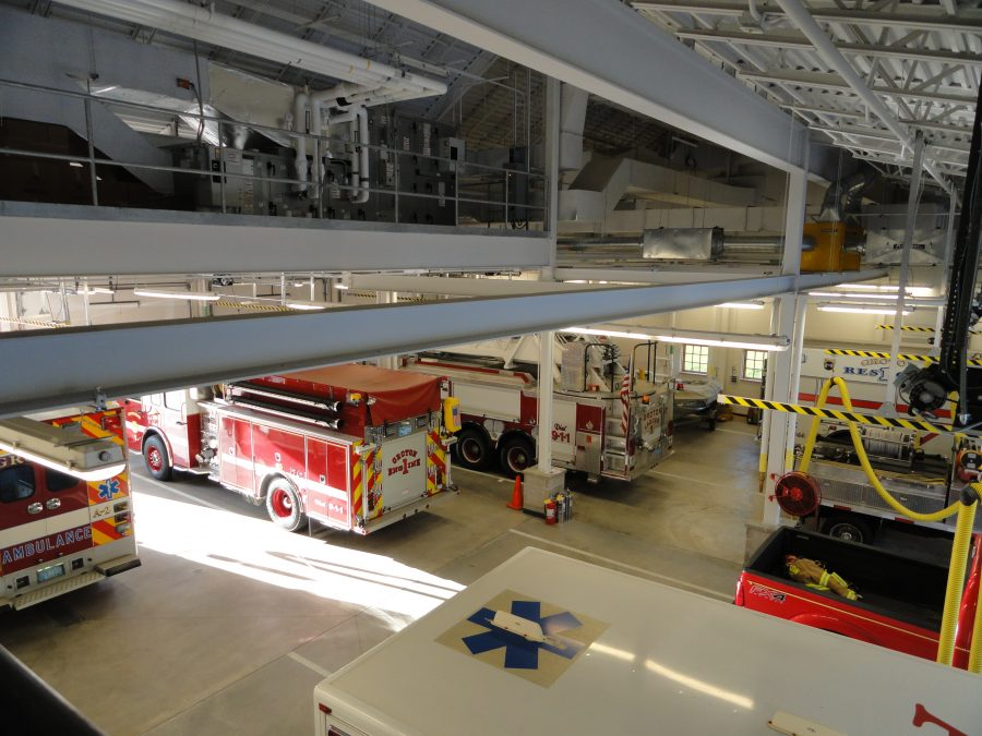 Groton Fire Department Open House