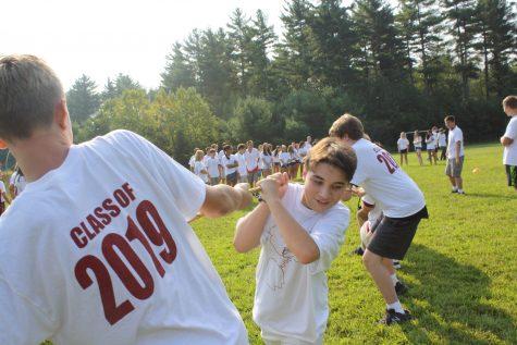 Freshmen Orientation 2015